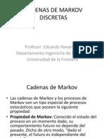 Cadenas Markov Discreta (2)