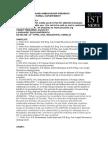 14042014 NEW BURUNDI AMBASSADOR PRESENTS CREDENTIALS TO SOMALI GOVERNMENT