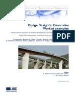 Bridge Design Eurocodes Worked Examples Annex Only