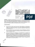 Convocatoria Concurso Evaluador Externo 25-03-2014