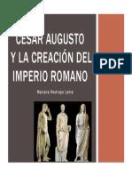 Unidad 6 Cesar Augusto - Mariana Restrepo Lema