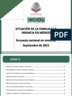 Situacion de La Infancia_CESOP_Septiembre 2011