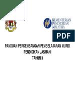 Pppm Pendidikan Jasmani Tahun3