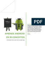 Android en 20 Pasos