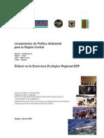 Lineamientos de Politica Ambiental MRC