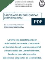 Candidiasis MC 2013