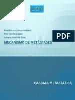 Mecanismo de Metástases