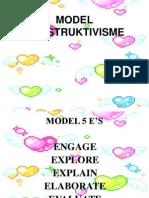 Model Konstruktivisme 5e