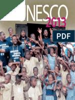 Construire la paix dans l'esprit des hommes et des femmes. Unesco, 2013
