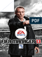 Fifa Manager 13 Manual PC