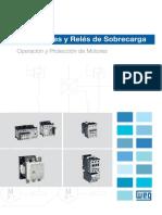 WEG Contactores y Reles de Sobrecarga 1046 Catalogo Espanol