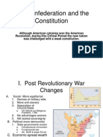 9 the Confederation and the Constitution