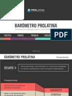 Baro Metro Pro Latin A