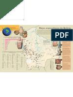 Mapa Arqueológico de Bolivia