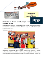 Novidade Da Stock, Rodada Dupla Consagra Valdeno e Pizzonia No RS