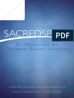 Sacred Space for Advent and the Christmas Season 2009-2010 (excerpt)