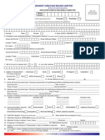 BSNL New Prepaid and Postpaid Application Form