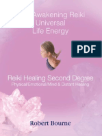 Reiki Healing Second Degree Look Inside the Book