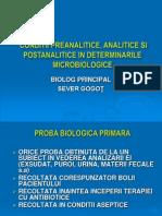 1 Conditii Preanalitice, Analitice Si Postanalitice