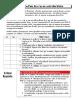 PAR Q Spanish