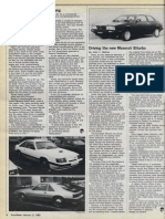 1984 Ford Mustang SVO first look in Autoweek