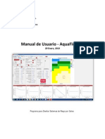 AquaFlow 3 2 Users Manual Spanish