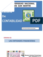 Semana 2 Entidades Financieras Regulacion