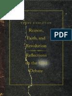 Terry Eagleton Reason Faith and Revolution