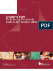 Mapping State Proficiency Standards Onto NAEP Scales