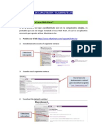 Manual Blackboard Collaborate- Plataforma de TAV