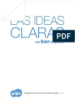 ProgramaP P EleccionesGenerales2008