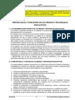 Funciones e Importancia de Materiales Educativos...