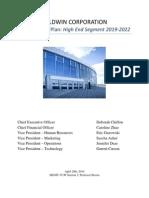 Scasher Mgmt471w Sbu Strategic Plan Final