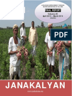 Livelihood Improvement through Water Harvesting