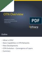 Infinera IEEE OTN Overview