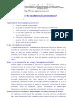 O que e Tradução  Juramentada | Laerte J Silva | Tradutor Juramentado | Traducao Juramentada | Portugues | Inglês