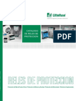 Littelfuse Spanish Relay Catalog