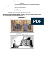 grupo iii cartoon