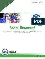 ATCLE Reverse Logistics & Asset Managment White Paper
