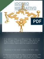 EL PROCESO Aministrativo