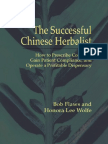 The Successful Chinese Herbalist