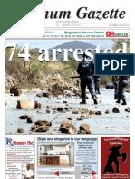 Platinum Gazette 30 October