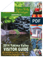 2014 Yakima Valley Visitor Guide