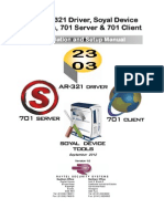 Soyal Driver and Software Installation and Setup Manual