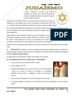 EL JUDAÍSMO 6ºGRADO SEM N° 06 I BIM
