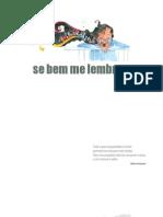 Caderno Memórias 2008