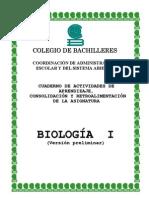 Cuaderno de Actividades Biologia1