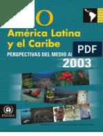 GEO America Latina y el caribe