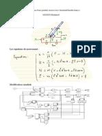 Simulation d'une pendule inverse avec SimMechanics