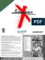 Xenogears - Manual - PSX